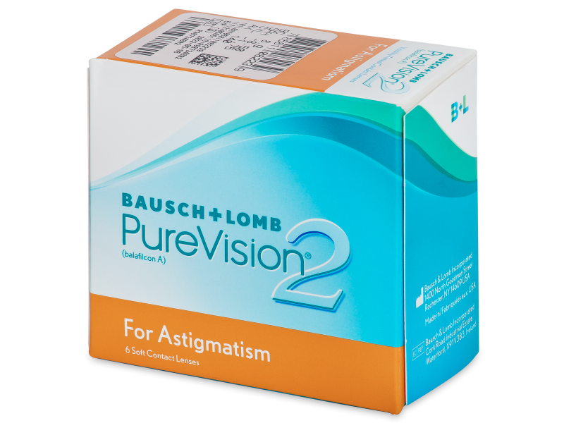 PureVision 2 for Astigmatism (6lenses)