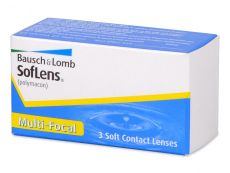 SofLens Multi-Focal (3 lenses)