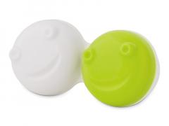 Lenscase for Vibration lens cleaner - green