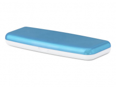 Lenscase for daily lenses - Blue