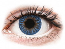 True Sapphire contact lenses - TopVue Color (2 monthly coloured lenses)