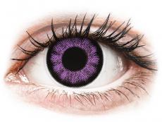Ultra Violet Contact Lenses - ColourVue BigEyes (2 coloured lenses)