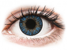 True Sapphire contact lenses - FreshLook ColorBlends (2 monthly coloured lenses)