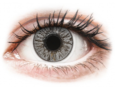 Misty Gray contact lenses - FreshLook Colors (2 monthly coloured lenses)