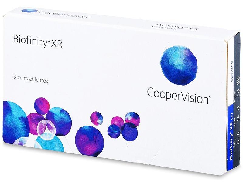 Biofinity XR (3lenses)