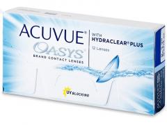 Acuvue Oasys (12lenses)