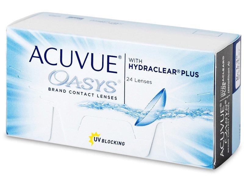 Acuvue Oasys (24 lenses)
