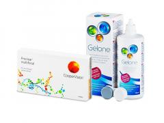 Proclear Multifocal (6 lenses) + Gelone Solution 360 ml
