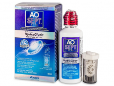 AO SEPT PLUS HydraGlyde Solution 90 ml