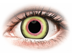 Mad Hatter contact lenses - ColourVue Crazy (2 daily coloured lenses)