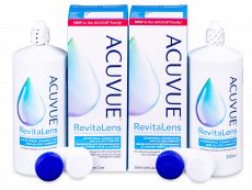 Acuvue RevitaLens Solution 2x 300 ml