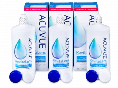Acuvue RevitaLens Solution 3x 300 ml
