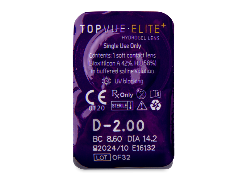 TopVue Elite+ (30 lenses)