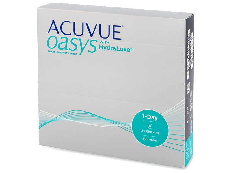 Acuvue Oasys 1-Day (90 lenses)