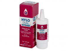 HYLO DUAL INTENSE eye drops 10 ml