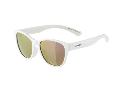 Alpina Flexxy Cool Kids II White/Pink Mirror
