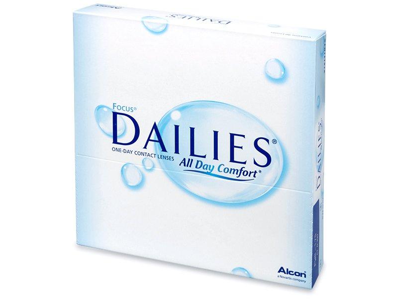 Focus Dailies All Day Comfort (90lenses)