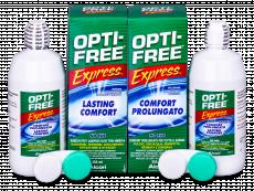 OPTI-FREE Express Solution 2x355ml