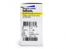 SofLens Multifocal (6 lenses)