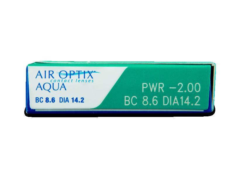 Air Optix Aqua (6lenses)