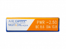 Air Optix Night and Day Aqua (6lenses)